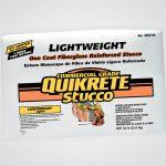 Building Products — Quikrete Lightweight Fiberglass Reinforced Stucco