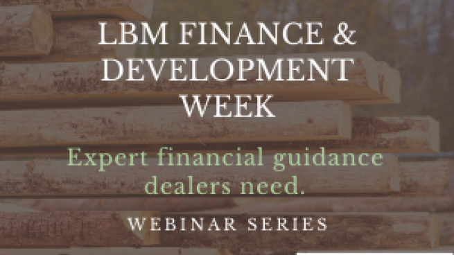 LBM Finance & Development Week 2021 Highlight Hub