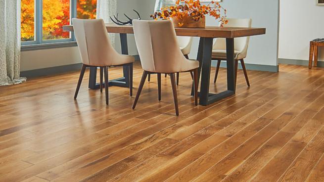 LL Flooring Dining Room