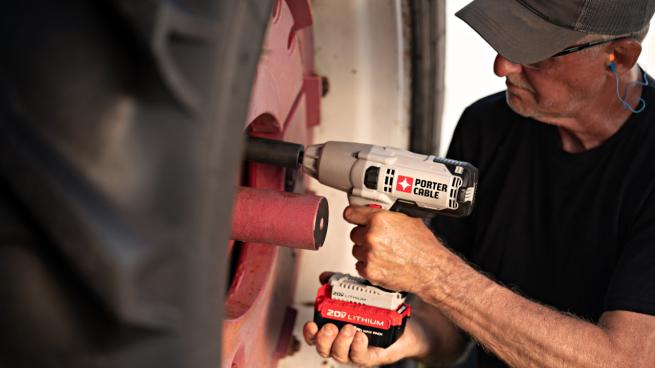 Porter Cable power tools