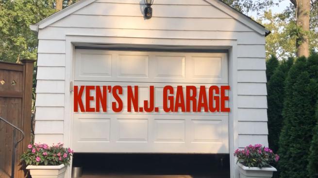 New Jersey garage