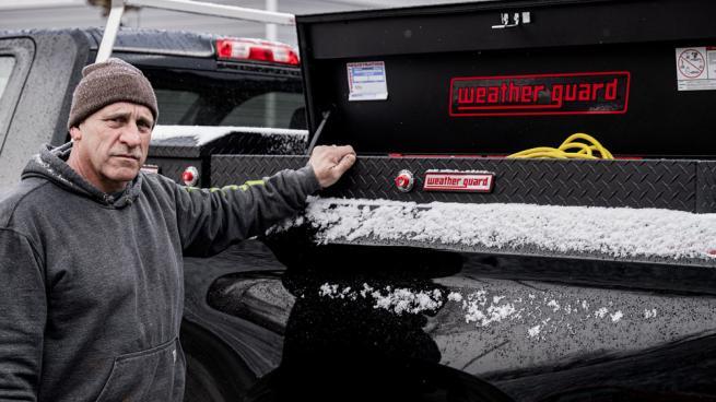 Weather Guard Truck Box
