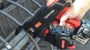 a close up of a tool