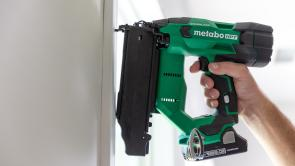 Metabo HPT cordless compact brad nailer