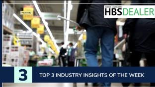 Shoppers in videoo